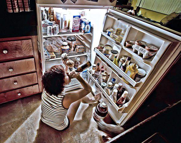 Какие продукты полезны перед сном, а какие вредны