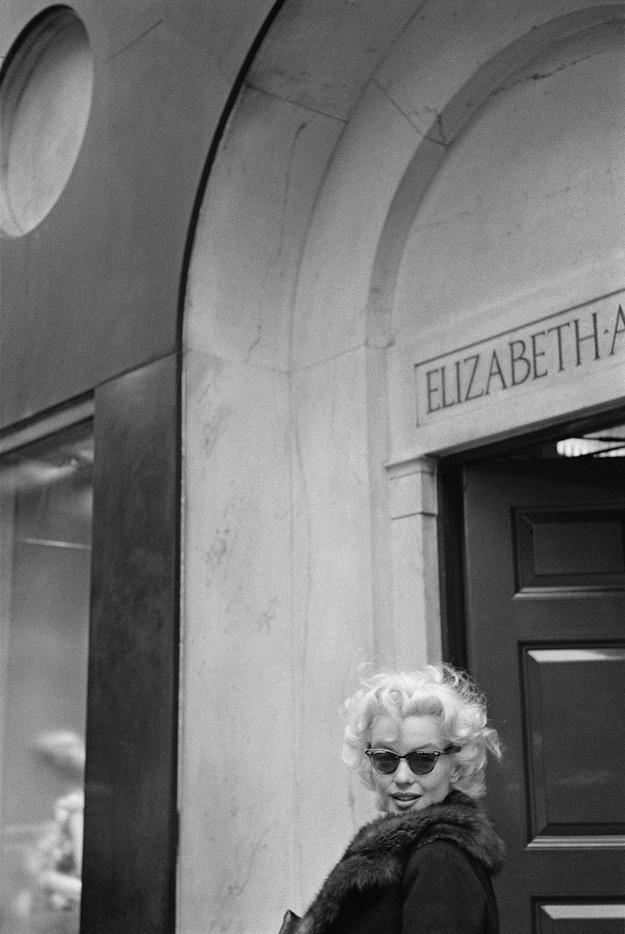 marilyn04 Редкие фото Мэрилин Монро в Нью Йорке