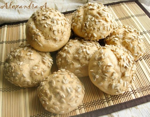 Картофельные булочки1