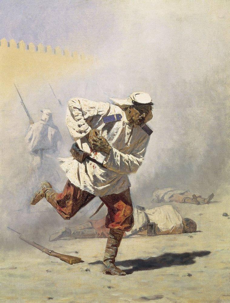 Василий Верещагин — вдохновленный ужасом войны