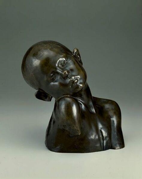 Константин Бранкузи, «Страдание», 1907 г.