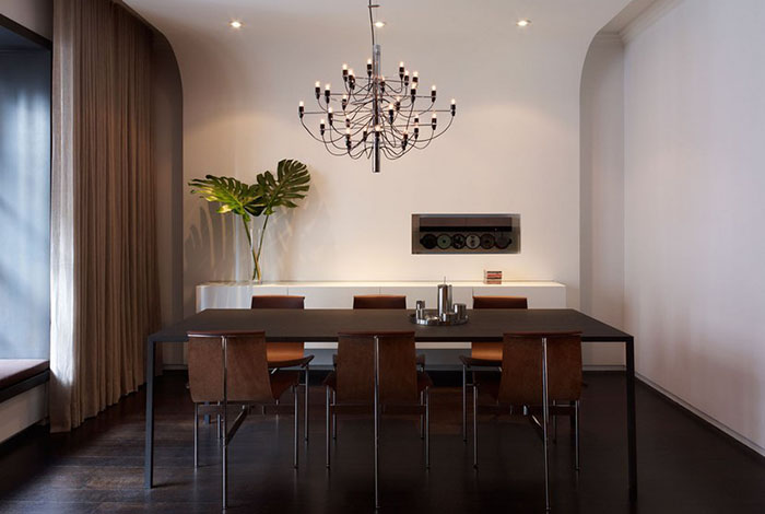 Столовая от West Chin Architects & Interior Designers