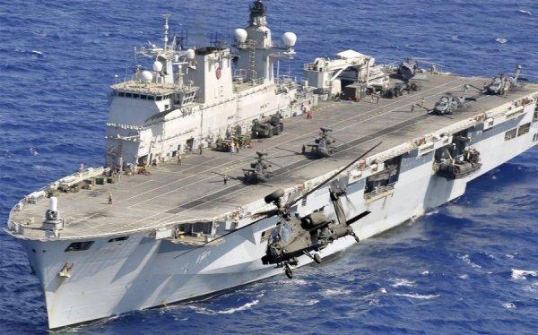 Турция усиливает свои ВМС, России ответить нечем