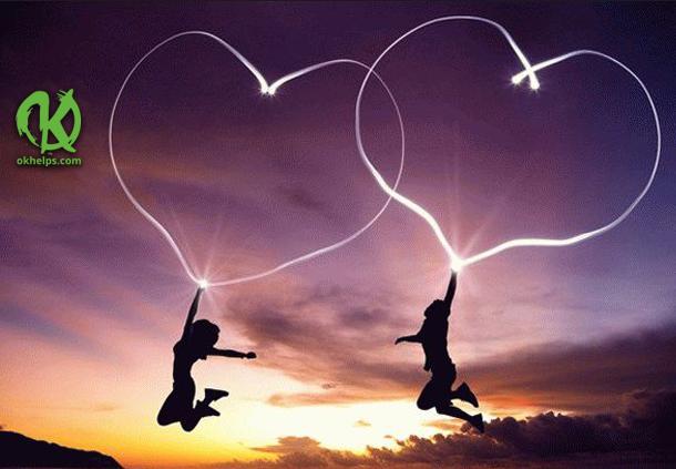 Медитация на привлечение любви «Единение половинок»