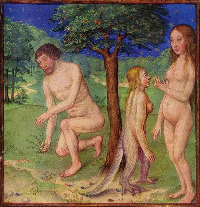 Адам - сын Лилит и Пацуцу, или Кто, как и кого создал…