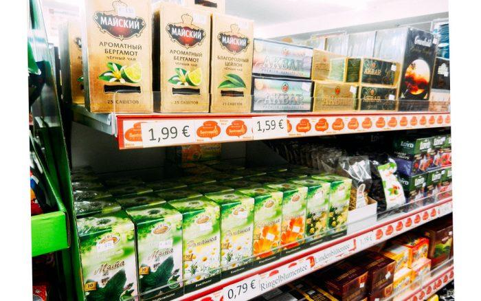Квас вместо колы: российские продукты завоевывают Европу...