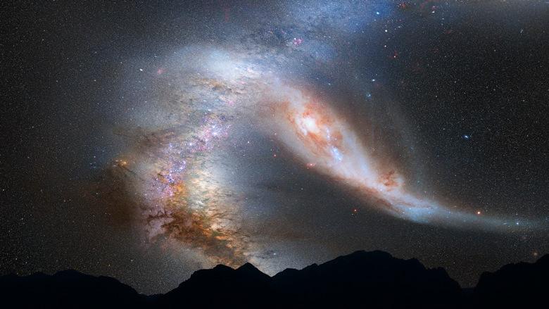Вселенная существует, хотя этого не может быть…