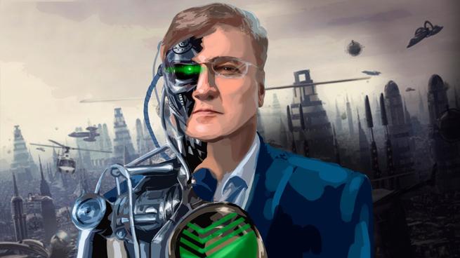 """""""Реальные люди будут не нужны!"""" - Греф мечтает продать Родину за роботов и лайки в соцсетях"""