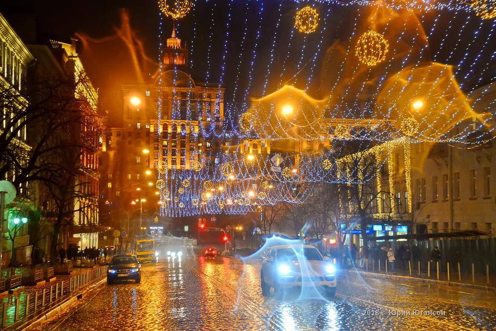 Мокрый Киев. Почти катастрофа