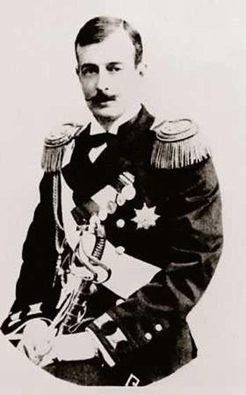 Великий Князь Кирилл Владимирович Романов