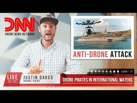Абрамович против дронов