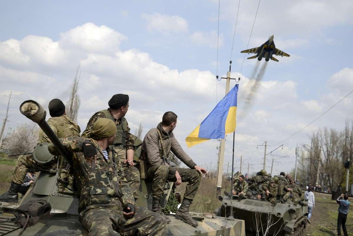 Минобороны ДНР: Украинская авиация готовит провокацию в Донбассе