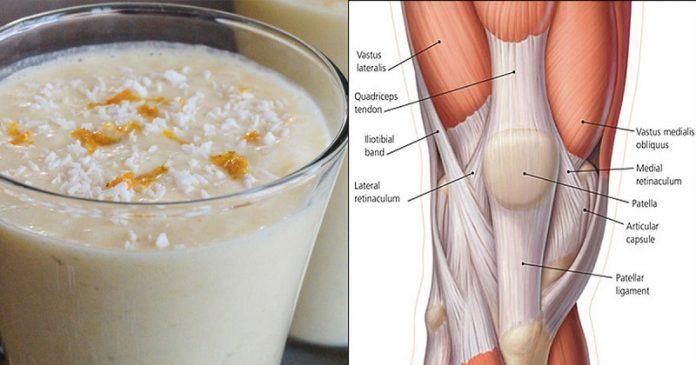 Страдаете от боли в коленях? Попробуйте это средство, которое поможет облегчить боль в суставах и снять воспаление