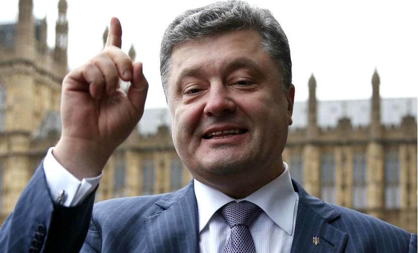 Порошенко: За пять лет Украина станет туристическим раем