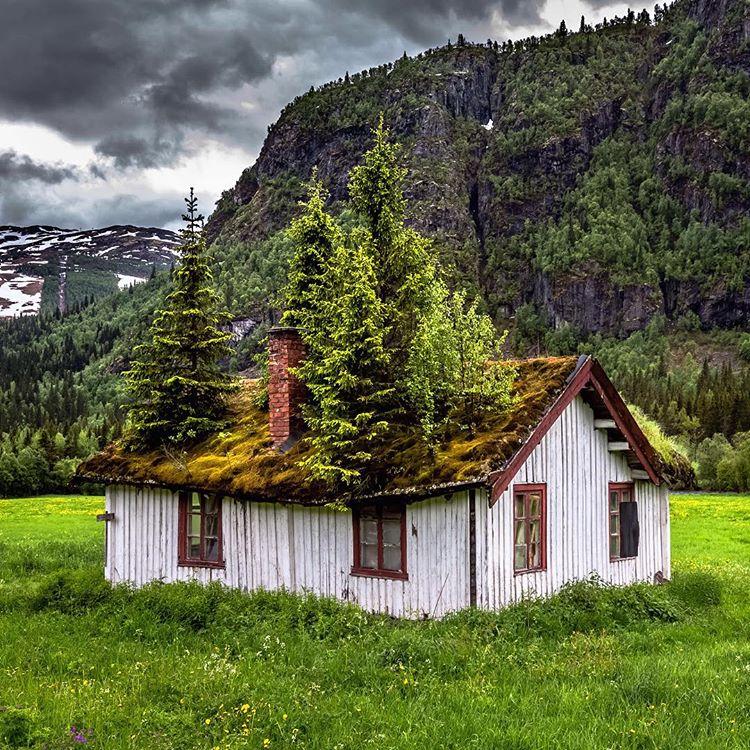 30 завораживающей красоты заброшенных мест, еще не испорченных человеком.