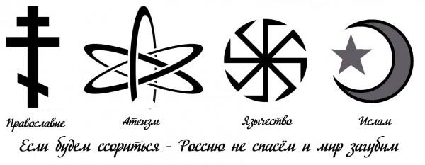 Ангельские руны на теле правда и ложь