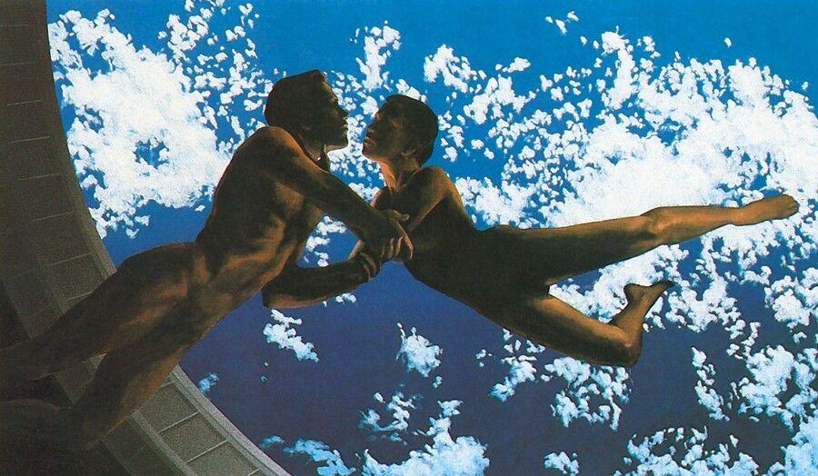 фото в секс в космосе