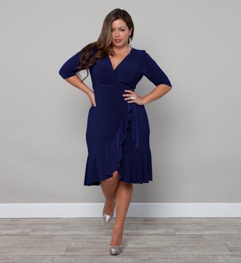 Одежда для пышечек-2 (платья, верхняя одежда)