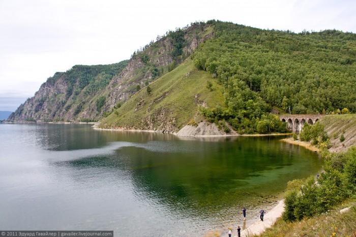 Байкал — богатое озеро
