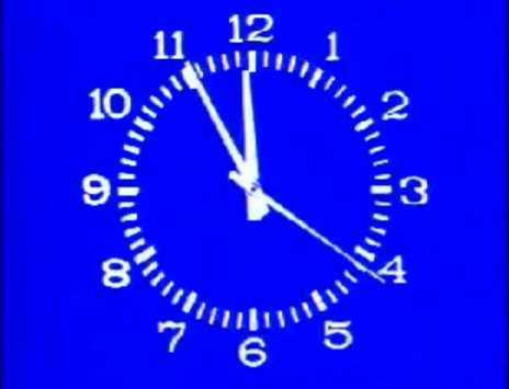 Синие часы по телевизору. Часы, Синий, Первый канал, Длиннопост