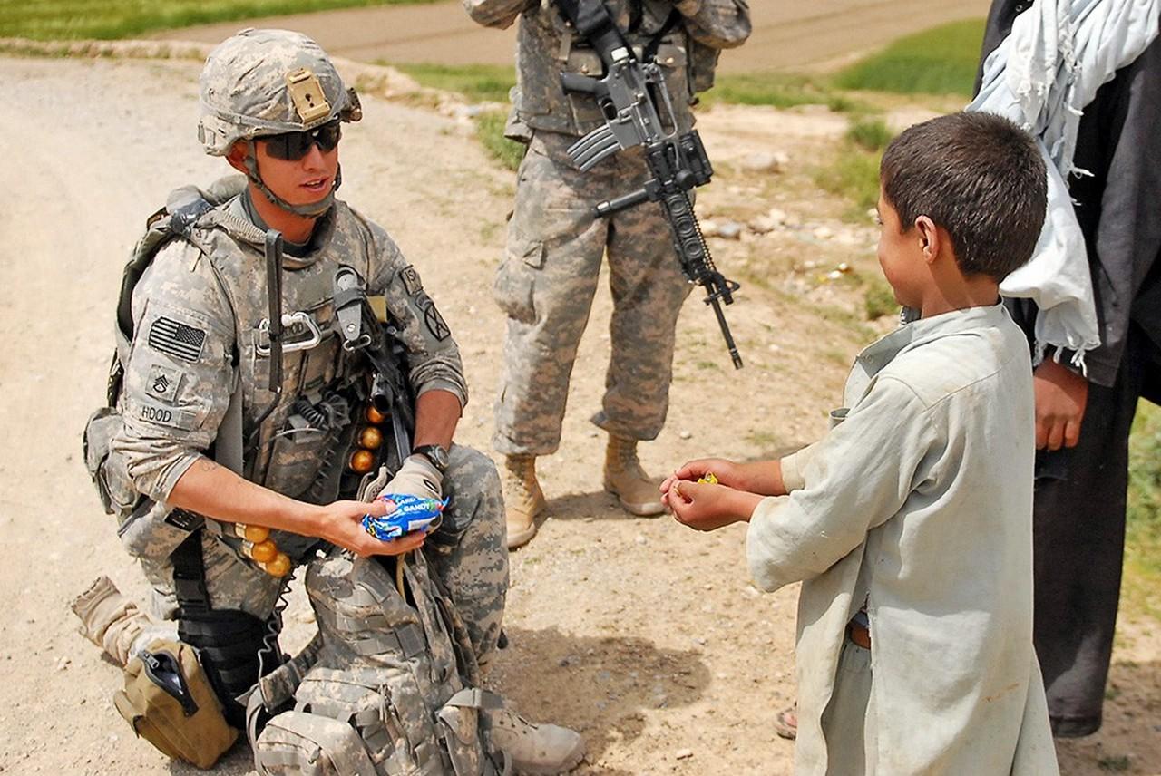 США в Афганистане - столетние традиции предательства