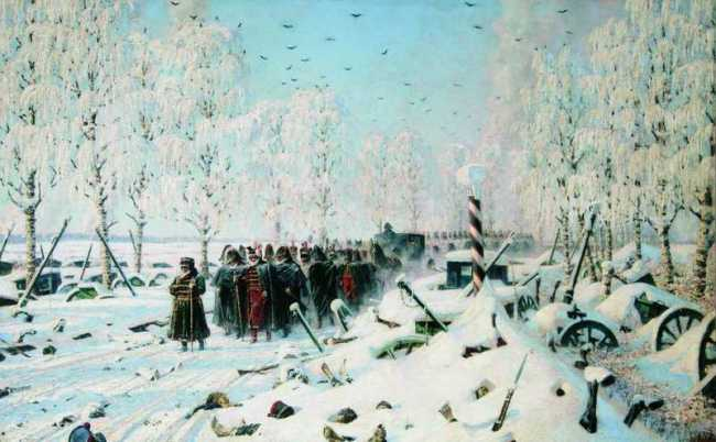 Этот день 200 лет назад. 07 января 1813 года (26 декабря 1812 г.)