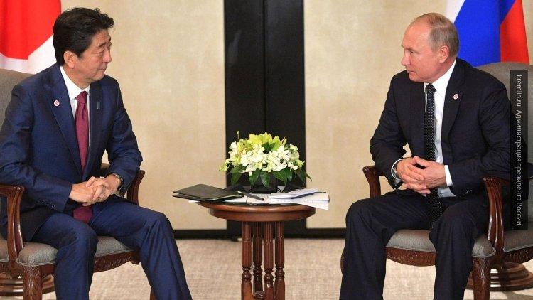 Путин назвал условие заключе…