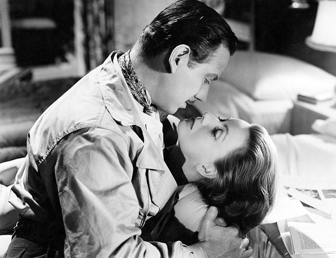 Грета Гарбо. «Двуликая женщина», 1941