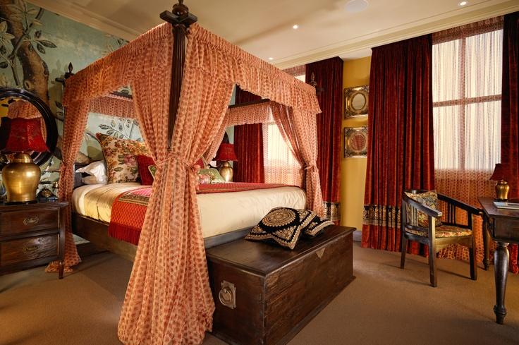 Интерьеры дома в индийском стиле