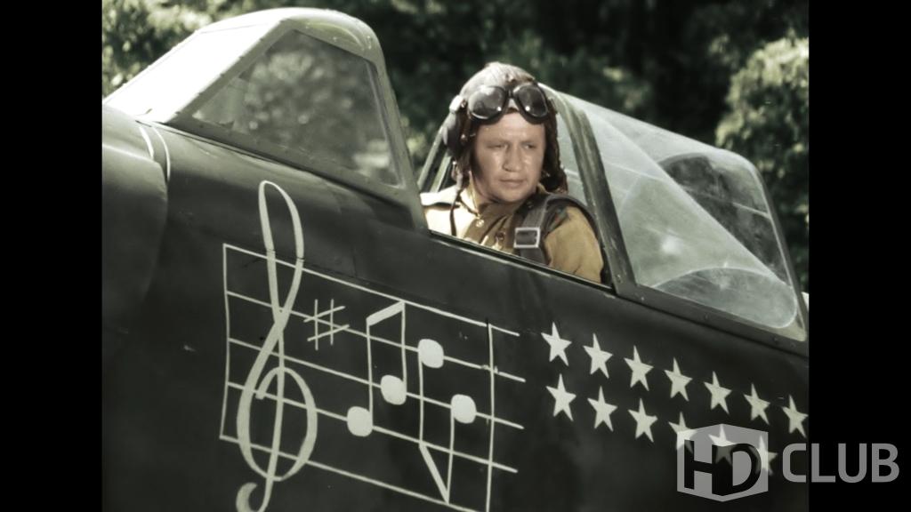 Музыкальная эскадрилья из киноленты в бой идут одни старики 42 года спустя (4 фото + видео)