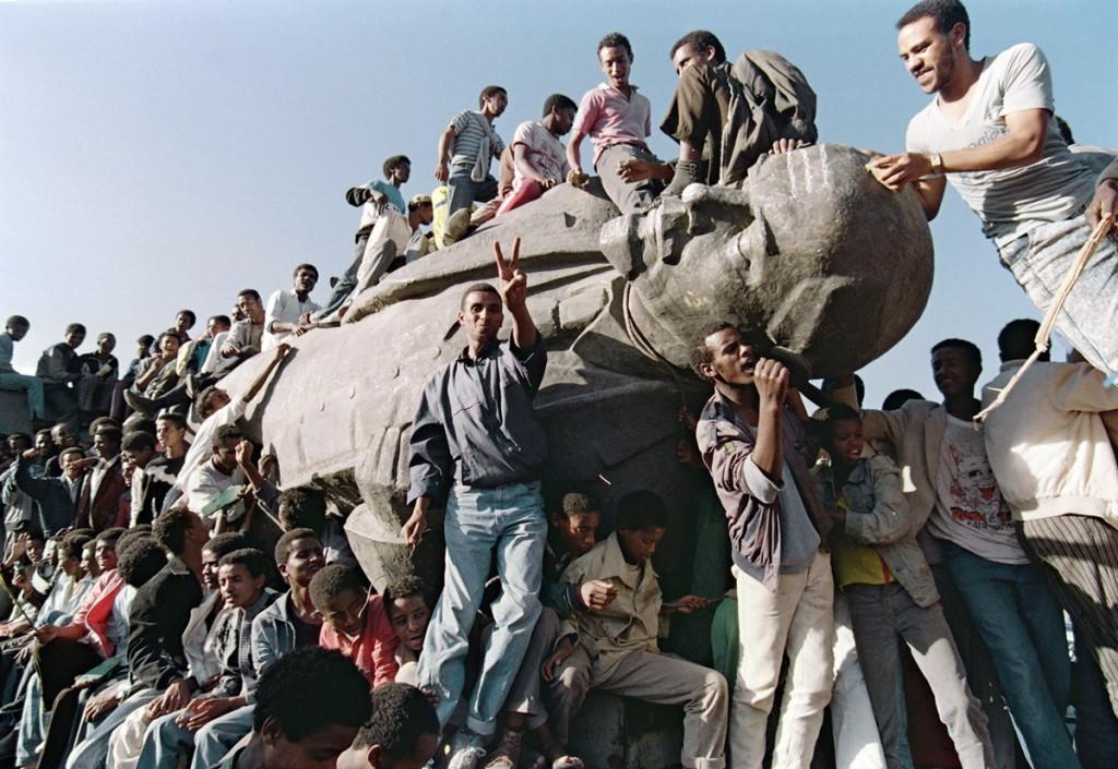 1991.23.04. Эфиопия. Аддис-Абеба