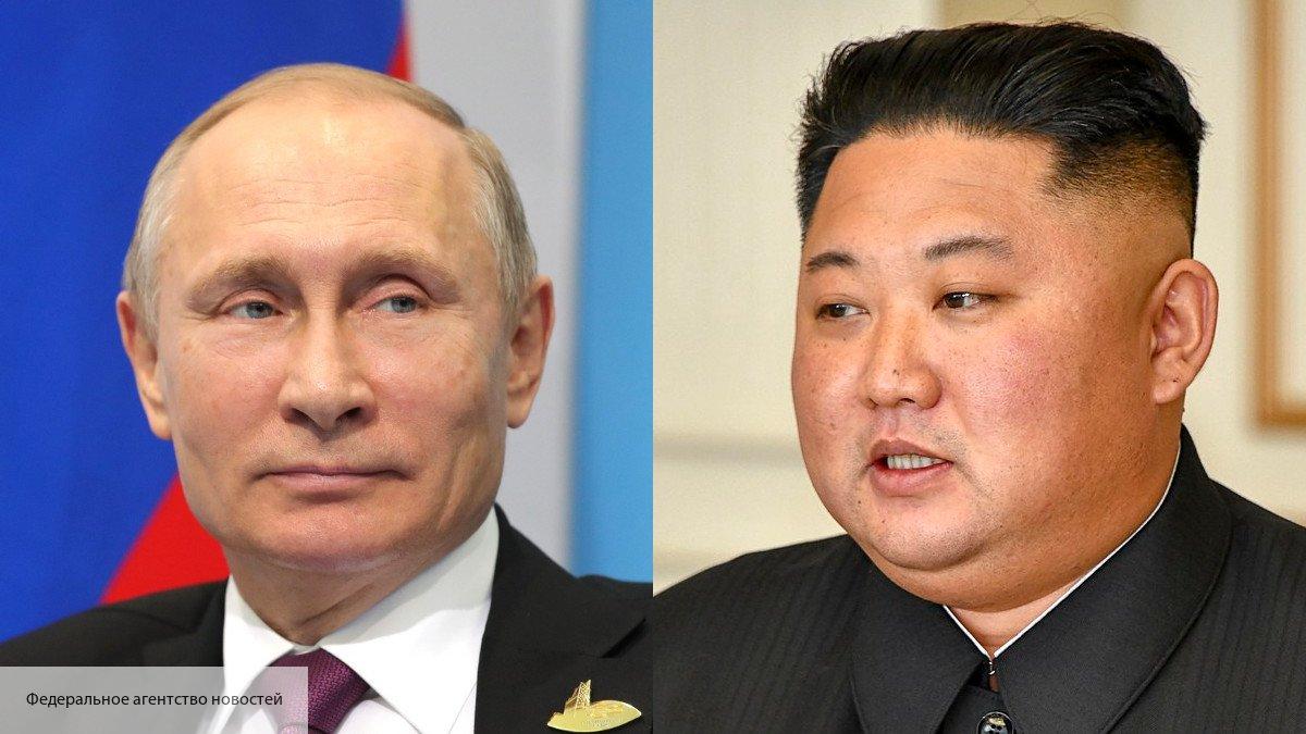 В Кремле поделились деталями предстоящей встречи Путина и Ким Чен Ына