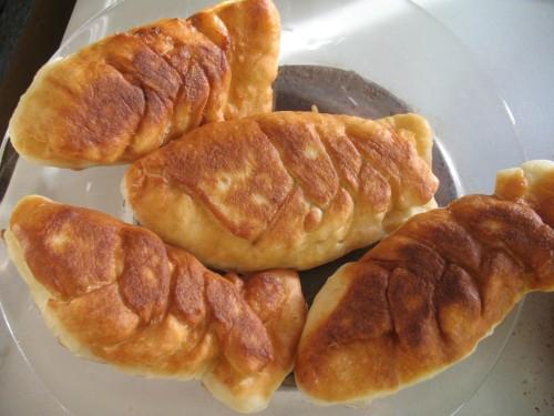 Заварное дрожжевое тесто для пирожков
