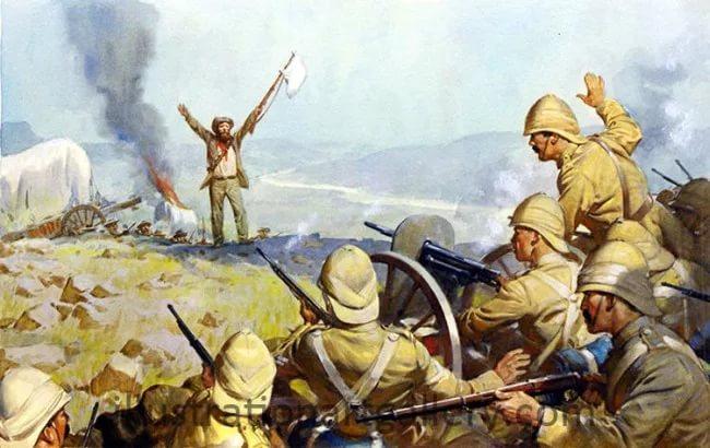 Англо-бурские войны.