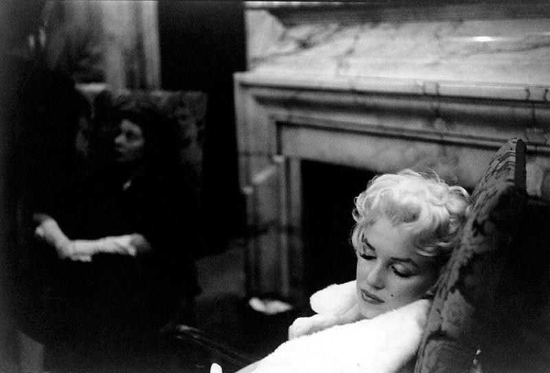 marilyn16 Редкие фото Мэрилин Монро в Нью Йорке