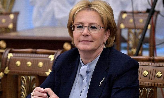 Скворцова заявила об удивительном росте зарплат в 2018 году на 39% и достижении 75 тыс рублей