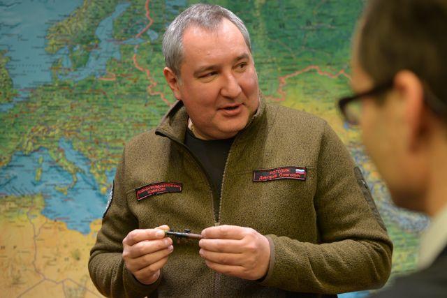 Рогозин пошутил над опасениями молдавских политиков по поводу своего визита