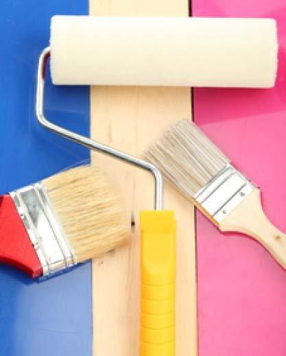 СтройРемПлан. Руководство по выбору стенового покрытия: обои или покраска?