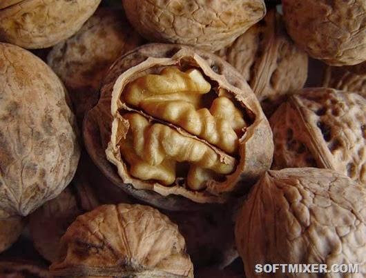 грецкий орех.