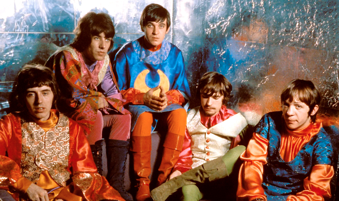 Легендарные хиты: Procol harum - A Whiter Shade of Pale (1967)