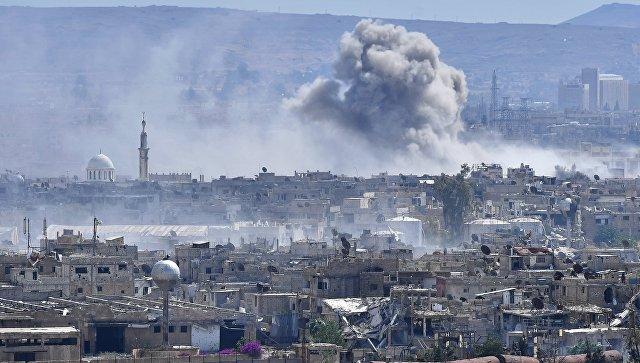 Новости Сирии. Сегодня 26 апреля 2018