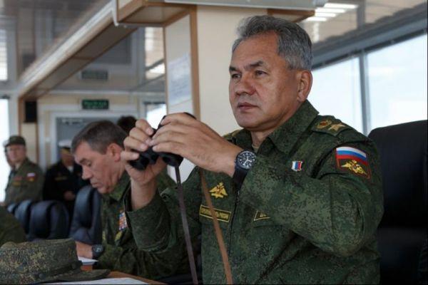 Главарь «Азова» Белецкий: У Шойгу всё готово для удара с юга и севера