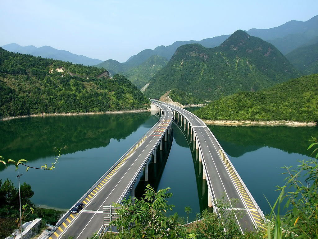 Ошеломляющие гиганты мира мостов