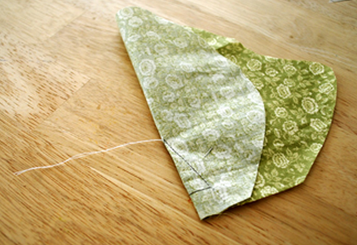 ежик и дикобраз из ткани. выкройка (3) (518x356, 487Kb)
