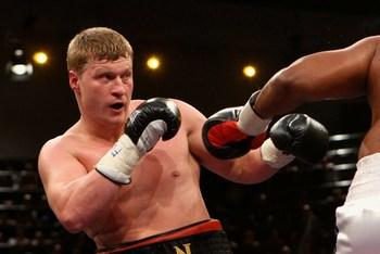 Александр Поветкин будет биться в Екатеринбурге за пояс WBO