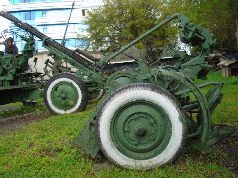 Крупнокалиберный пулемёт Владимирова. История и современность