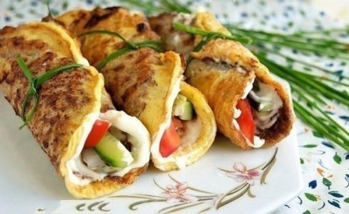 Бризоль - закуска от Bon Appetit