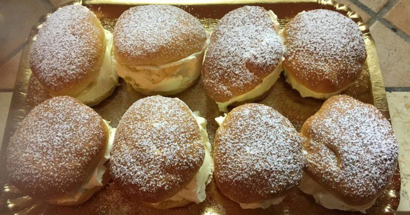 Римские булочки с начинкой: когда обычная выпечка приелась!