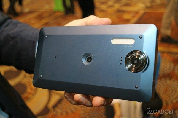 GraalPhone объединяет в себе четыре гаджета одновременно