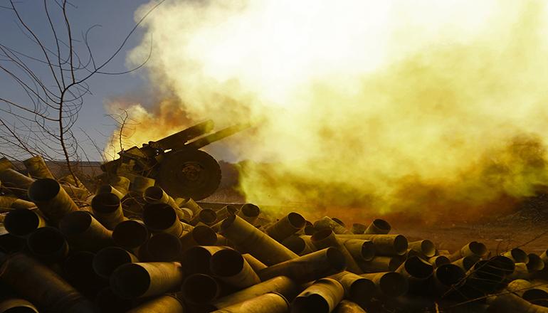 «Более тысячи боеприпасов»: …